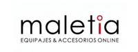 Código promocional Maletia